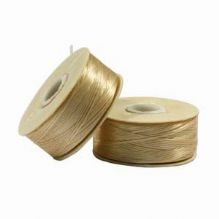 Nymo D Beading Thread Champagne